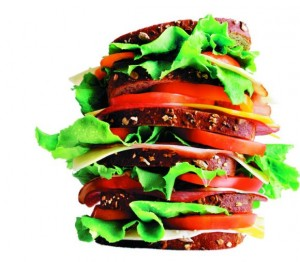 Giant Sandwich