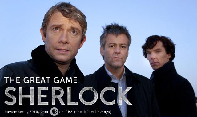 Sherlock_Great Game